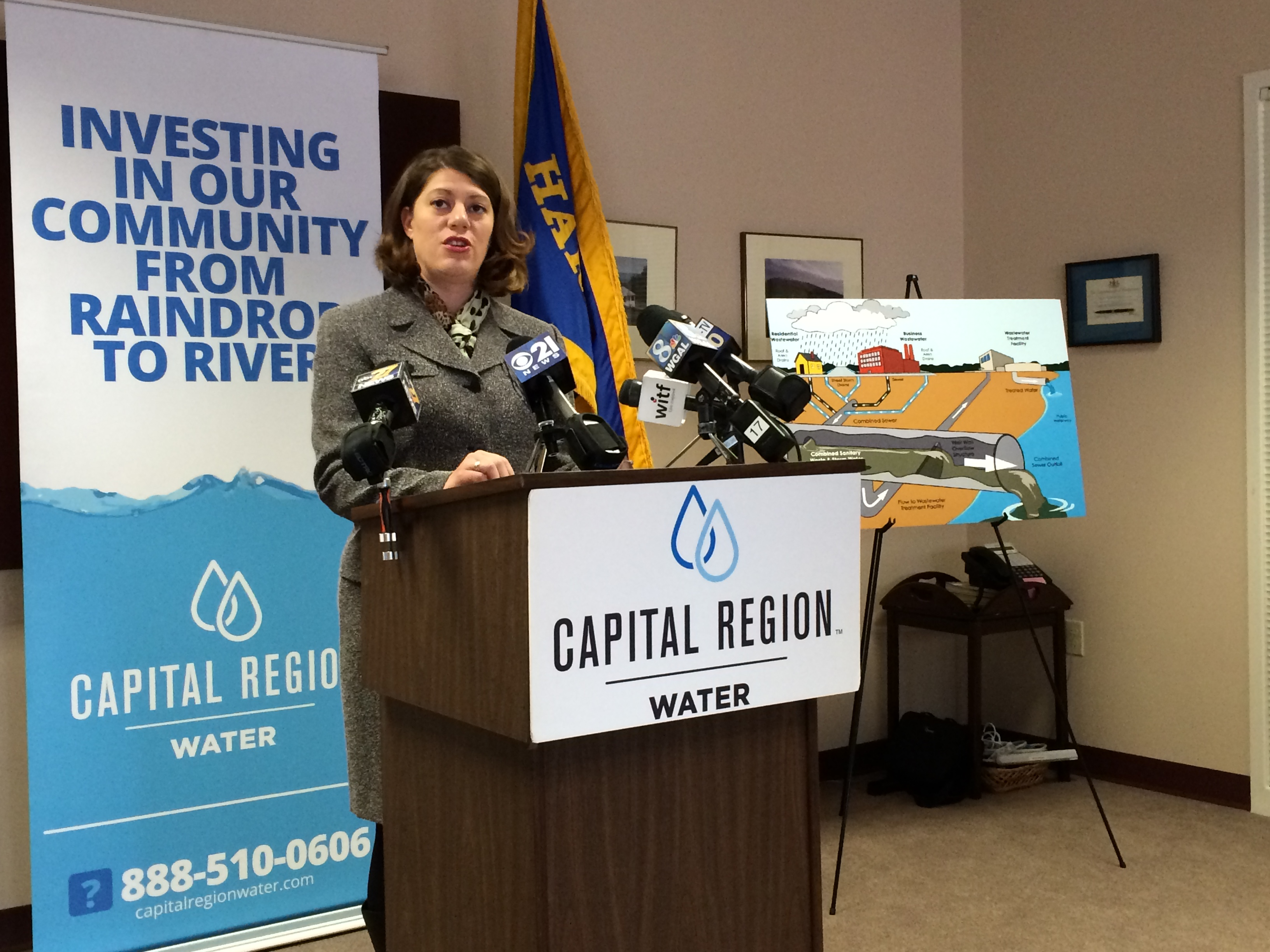 For Harrisburg Water Customers, Higher Bills, System Upgrades Ahead