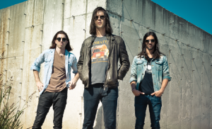 The Whigs. Photo credit: Joshua Black Wilkins