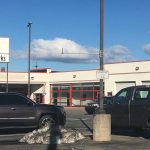 image of Public Works Department building, located at former Brenner autodealership