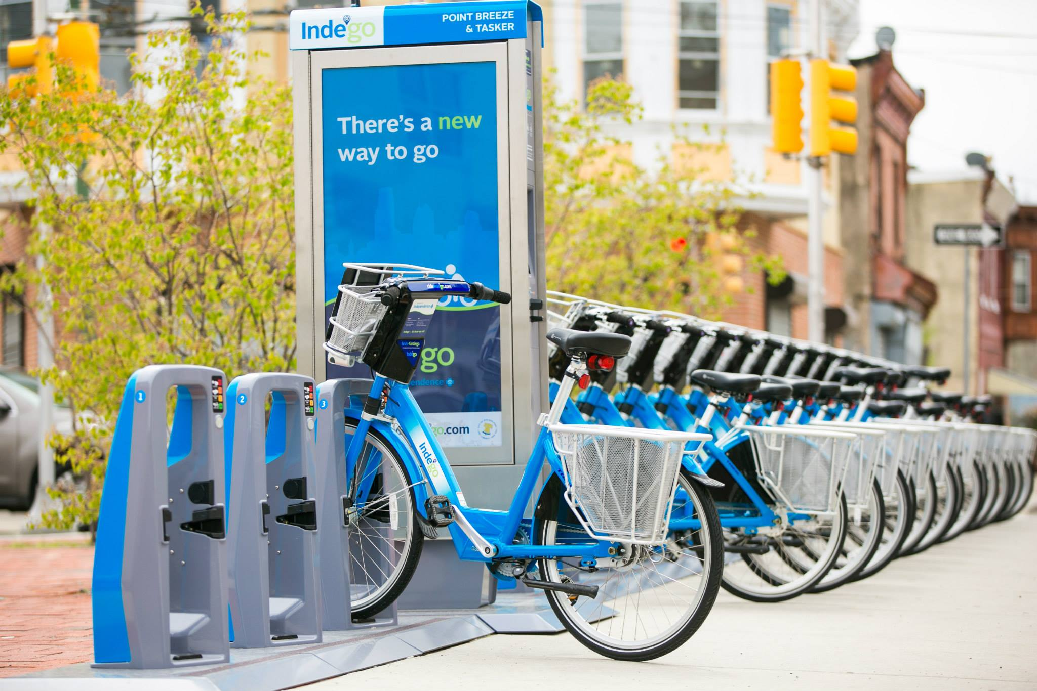 The Wheel Deal City Bike Share To Roll Out This Week