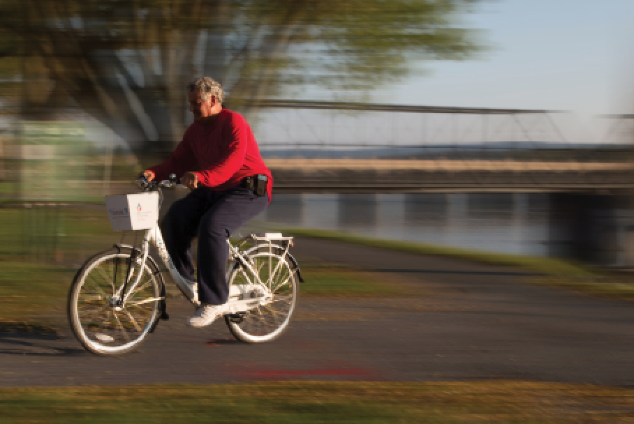Biking Blurs: Images of Harrisburg Bike Share. - theBurg