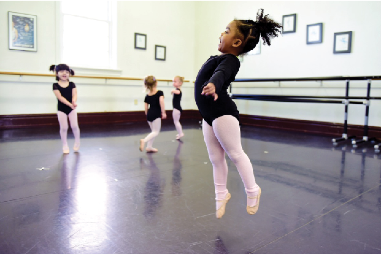 Family Dance: At Pennsylvania Regional Ballet, some are ...