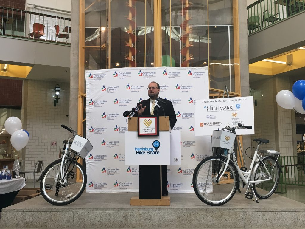 Gearing Up: Mayor announces new boulevards at Bike Share ...