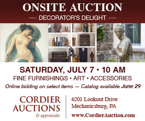 Cordier Auction
