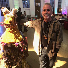 Burg Review: Boxer Charles Feathers opens knock-out exhibit at HMAC - theBurg