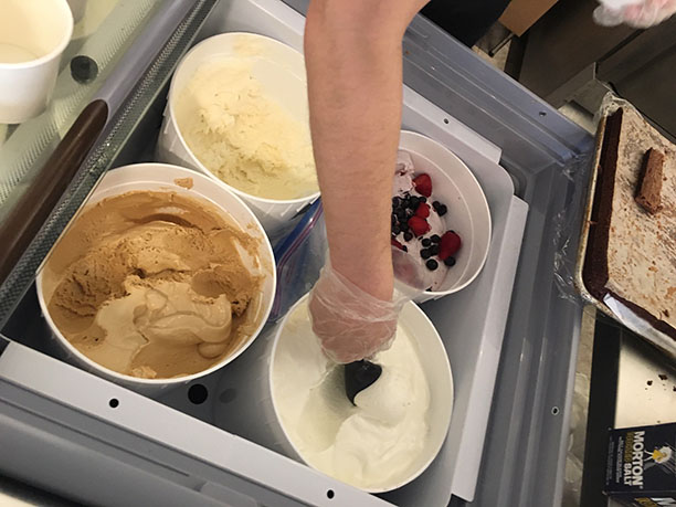Sweet Dream: Backed by the community, Urban Churn opens scoop shop in Midtown - theBurg