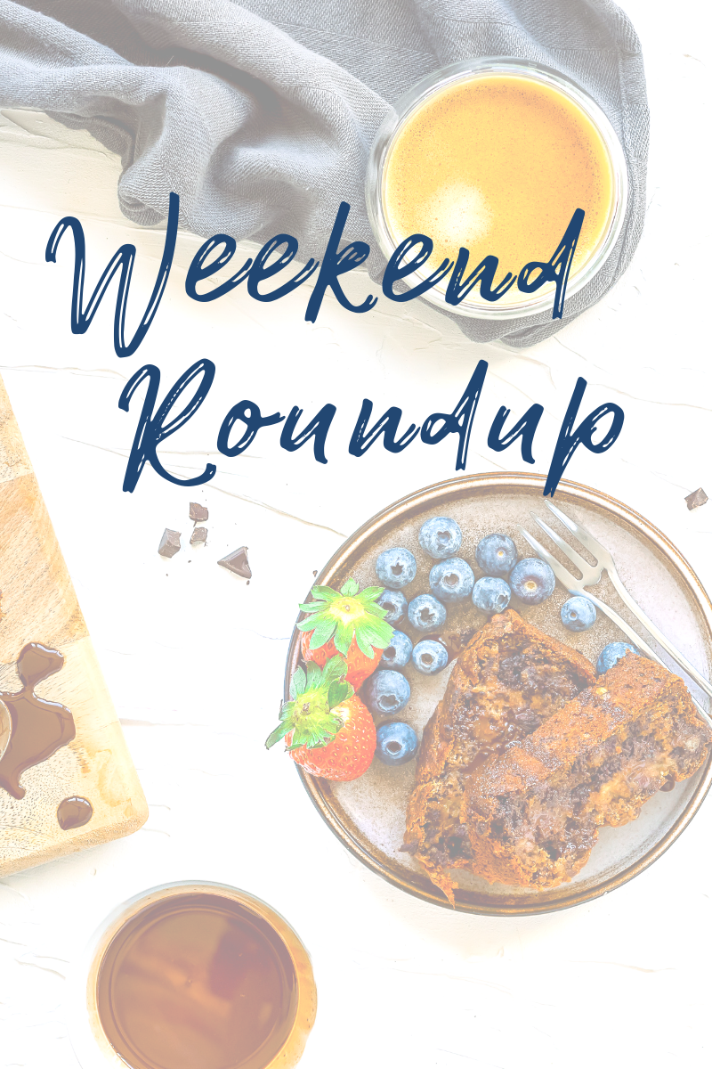 Weekend Roundup with Sara Bozich - theBurg