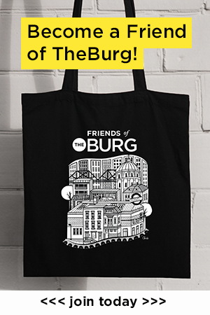 Become a Friend of TheBurg!