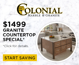 Colonial Marble August
